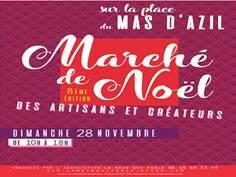 8ème Marché de Noël des Artisans et Créateurs