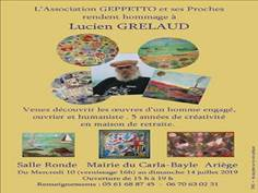 Exposition- Association Gepetto