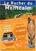 Visites guidées du Rûcher du Montcalm