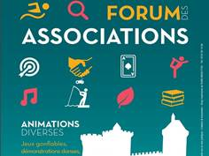 FORUM DES ASSOCIATIONS À FOIX