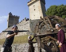 Journées du patrimoine - Château de Foix