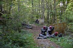 Paintball - Akrobranch d'Orlu