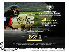 Pepianne jumping tour - concours de saut d'obstacles