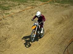 Concentration Annuelle de moto-cross classique