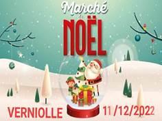 MARCHÉ DE NOËL À VERNIOLLE