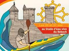CHAMPIONNAT DE FRANCE N1 CANOË KAYAK À FOIX