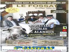 Spectacle - Biquettes, Fusibles et Alambics !