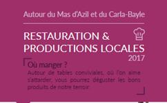 Guide terroir et gastronomie des vallées Arize Lèze