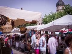 Les marchés locaux de nos vallées