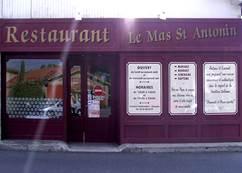 Le Mas Saint-Antonin