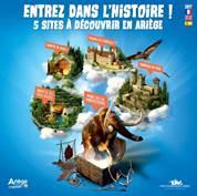 Sites Touristiques Ariège 2017