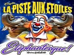 CIRQUE LA PISTE AUX ÉTOILE À FOIX