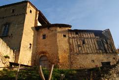Soirée au château de Pailhès