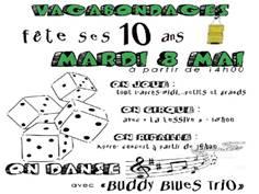 VAGABONDAGES FÊTE SES 10 ANS À BAULOU