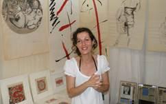 HELENE MONGIN - ARTS PLASTIQUES