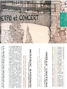 Journées européennes du Patrimoine : Expo et concert