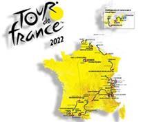 LE TOUR DE FRANCE ARRIVE AU PRAT D'ALBIS À FOIX