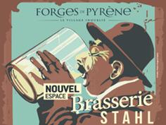 NOUVEL ESPACE BRASSERIE AUX FORGES DE PYRÈNE