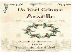 Noël Celtique au temple