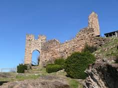 Visites libres du château de Lordat