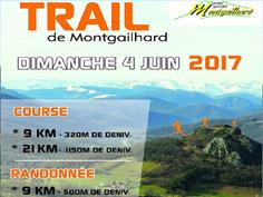 TRAIL DE MONTGAILHARD