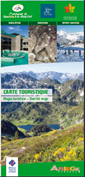 CARTE TOURISTIQUE 2017 - Tarascon Vicdessos