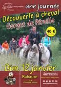 EQUI-RANDO DECOUVERTE DES GORGES DE PEREILLE
