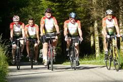 3 itinéraires de 35kms autour de Montségur
