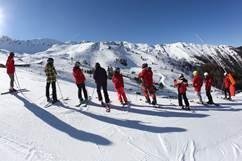 Station de ski de Goulier Neige