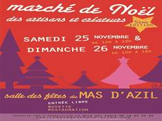 5ème Marché de Noël des Artisans et Créateurs