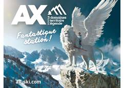 Station Ax 3 Domaines