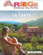 CARTE TOURISTIQUE ARIEGE