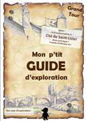MON P'TIT GUIDE D'EXPLORATION - JEU DE PISTE SAINT-LIZIER