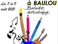 VAGABOND'ARTS À BAULOU