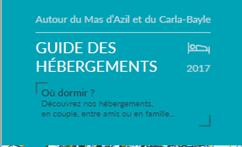 Guide des hébergements des vallées Arize Lèze