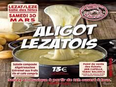 Repas du comité : Aligot Lezatois