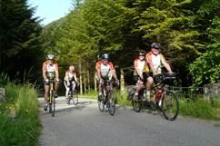 2 itinéraires de 40 kms autour de Montségur