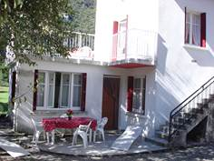 Appartement n°1 4 personnes à Ornolac-Ussat-Les-Bains