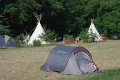 Le Canteraines - Aire naturelle de camping