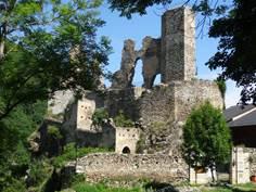 Château d'Usson et Maison du patrimoine