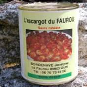 L'ESCARGOT DU FAUROU