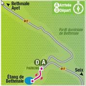 CIRCUIT DÉCOUVERTE DE L'ETANG DE BETHMALE