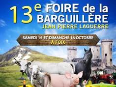 FOIRE DE LA BARGUILLÈRE À FOIX