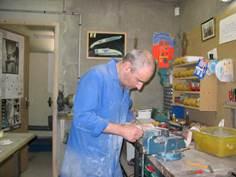COUTELIER D'ART JEAN PAUL TISSEYRE