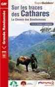 TOPO GUIDE FFRP - GR 107 - Sur les Traces des Cathares