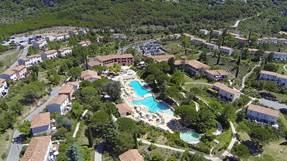 Pierre & Vacances village Le Rouret en Ardèche
