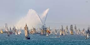 Brest, l'irrésistible appel du large