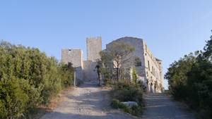 Alès : TORNAC - vendredi 14 août 2020 - Tout près d'Anduze, le Château de Tornac