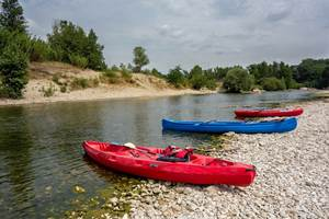 Canoë-Kayak au Pont-du-Gard!