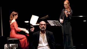 Alès : ALES - samedi 1 février 2020 - Théâtre - La sonate à Kreutzer